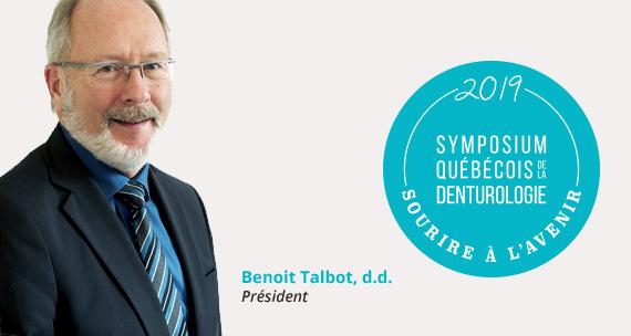 Benoit Talbot, D.D., président